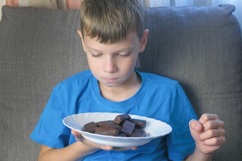 peores alimentos niños TDAH