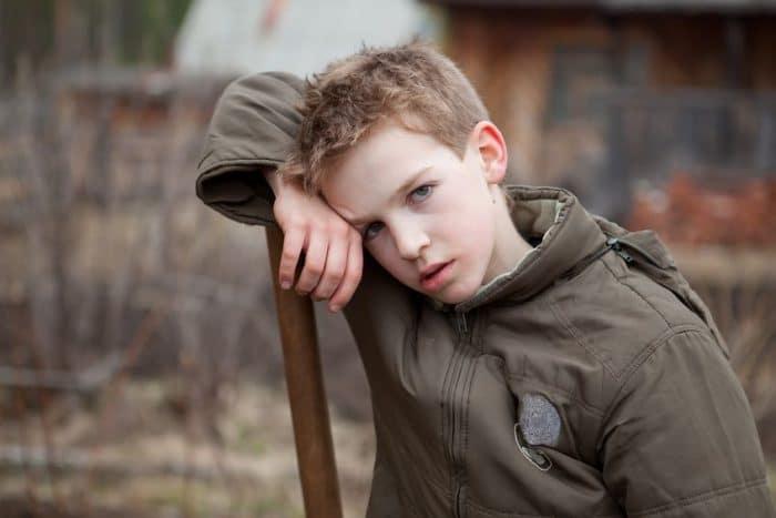 Adolescente que no tiene empatía