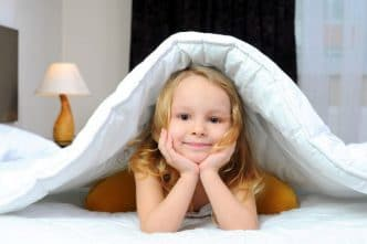 Alimentos afectan sueño infantil