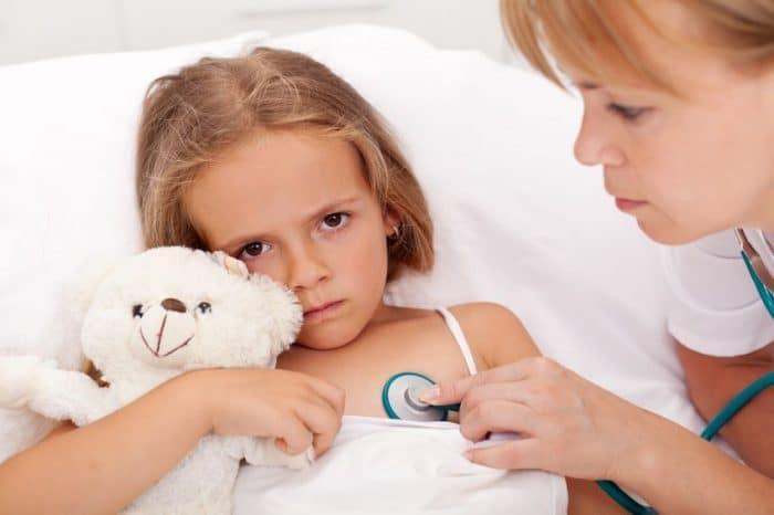 Bronquitis en niños  Síntomas y tratamiento - Etapa Infantil b46df5f08a63