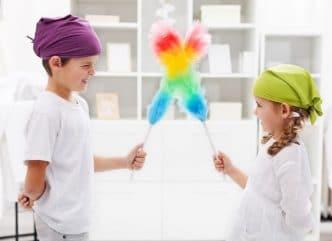 Cómo ayudar a un niño a que sea ordenado