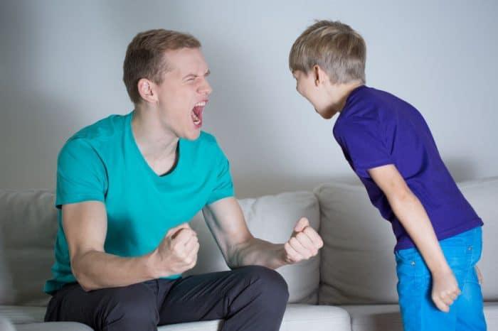 Cómo dejar de gritar a los niños