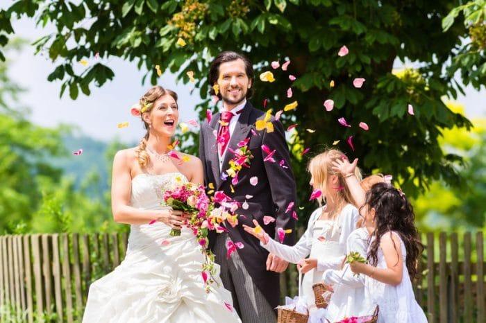 Participar hijos boda