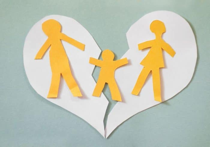Cómo superar la separación y convertirse en madre y padre