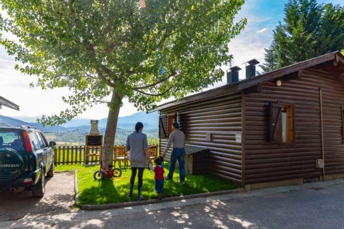 Camping Cerdanya EcoResort & Spa, en Prulláns, Lleida