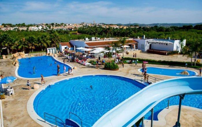 Camping Creixell Beach Resort, en Creixell, Tarragona