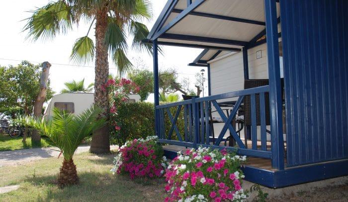Camping Estanyet, en Tarragona