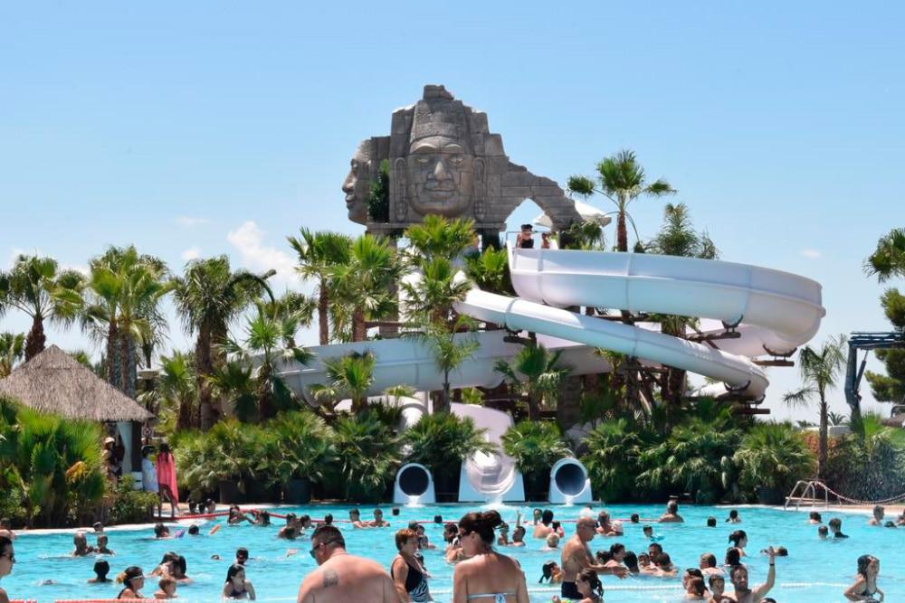 Camping Marjal Costa Blanca Resort, en Crevillent, Alicante