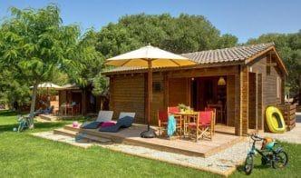 Camping Son Bou, en Menorca, España