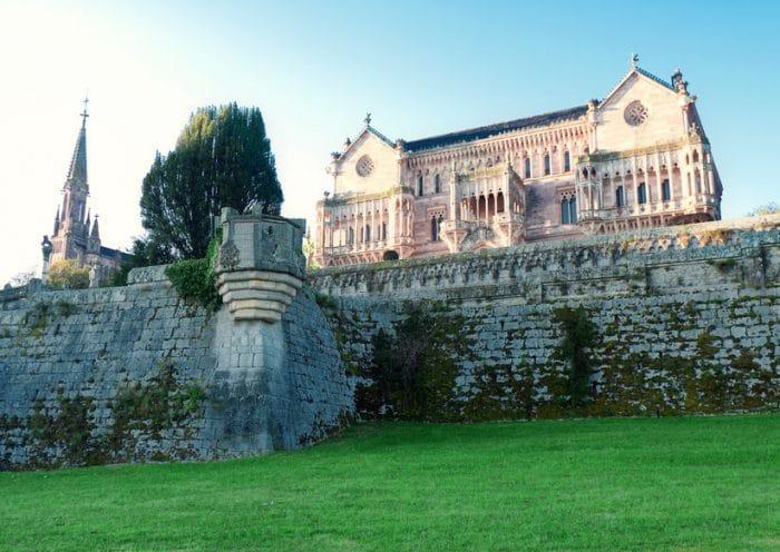 Comillas, en Cantabria