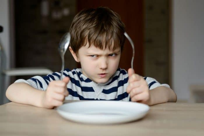 Comportamiento agresivo en los niños