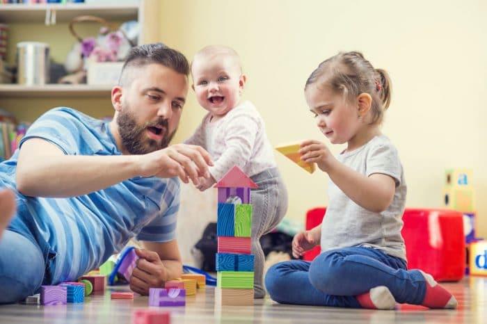 El rol de los padrinos en la vida de los niños