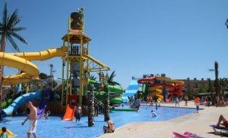 Hotel con toboganes Albir Garden Resort, en Alicante