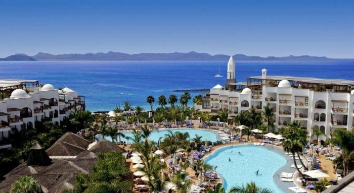 Princesa Yaiza Suite Hotel Resort, en Playa Blanca, Lanzarote