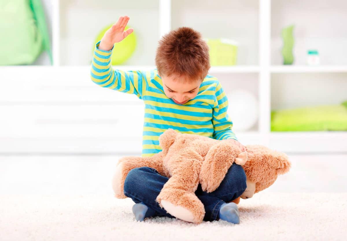 Por qué jamás debes pegar a un niño