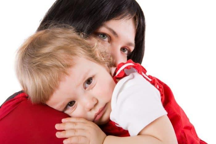 Madres con el Síndrome de Burnout
