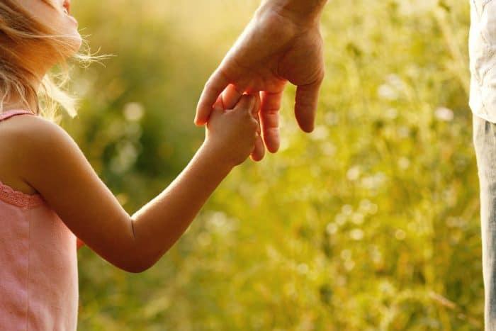 Paciencia padres para enseñarla hijos