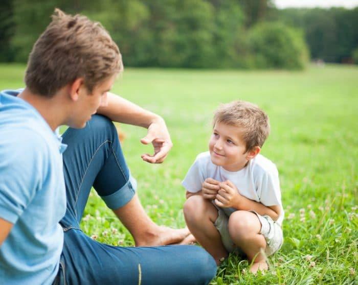 Padres con un hijo con TDAH