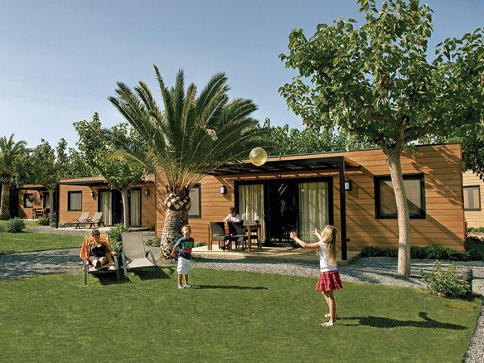 Playa Montroig Camping Resort, en Montroig del Camp, Tarragona, Cataluña