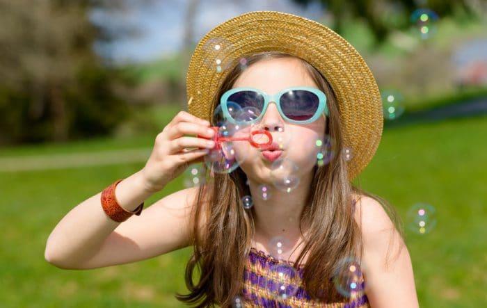 Reglas seguridad verano niños