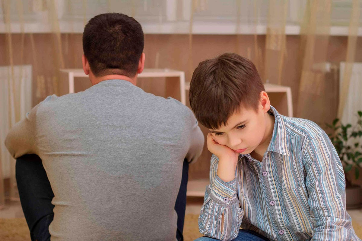 Actitudes tóxicas familia