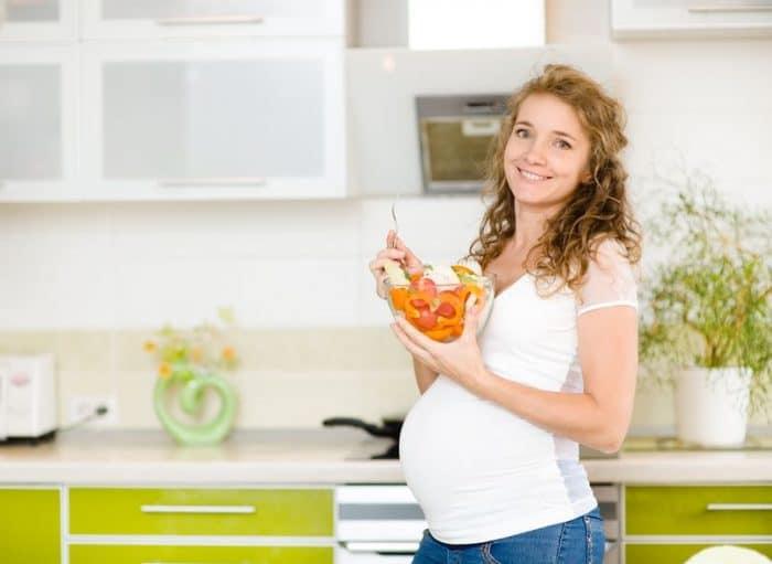 Alimentos a evitar durante el embarazo