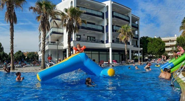 Apartamentos Pins Platja, en Tarragona