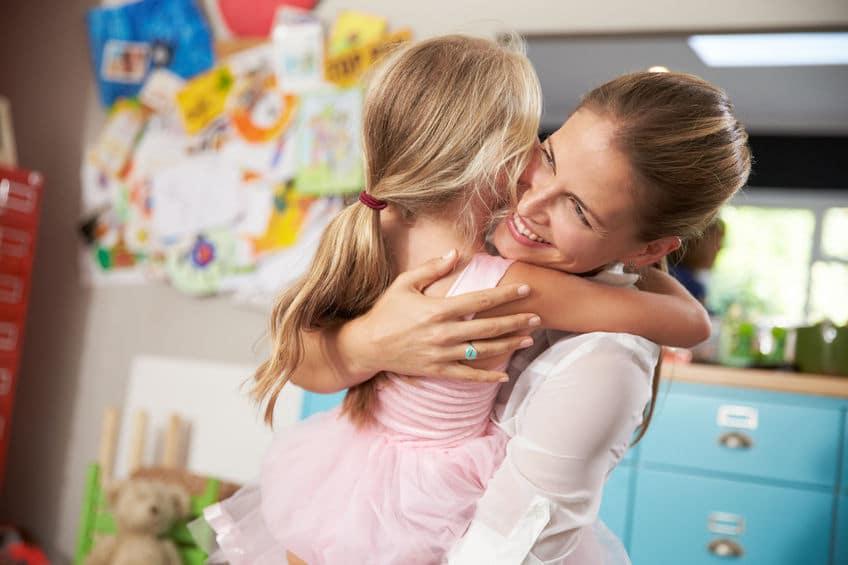 Ayudar a un niño a quererse más