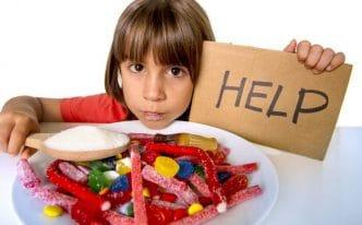Azúcar afecta comportamiento niños
