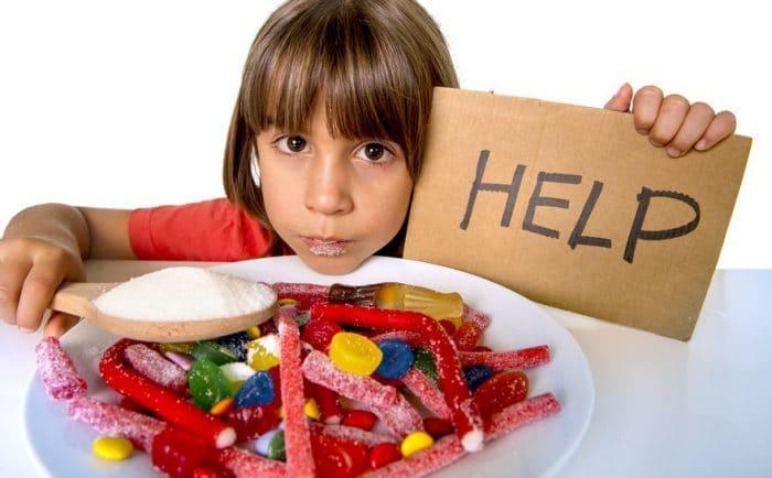 Resultat d'imatges de falta de azucar imagen para niños