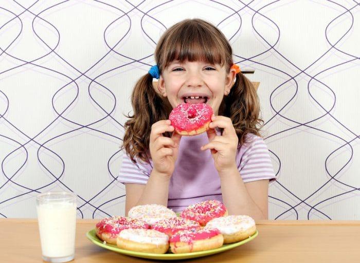 Azúcar afecta concentración niños