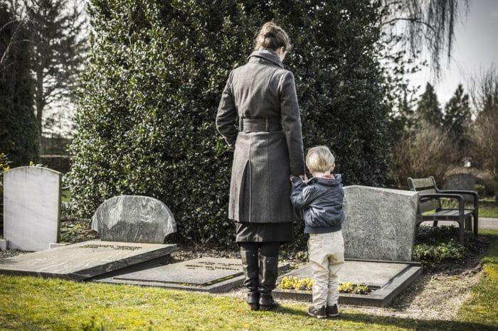 Cómo ayudar a que los niños superen el luto