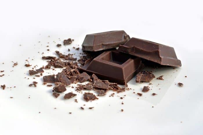 Chocolate negro,alimento mejorar concentración