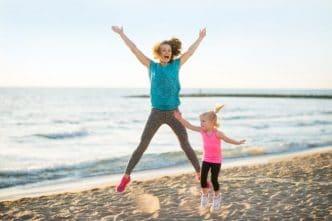 Consejos de salud para madres
