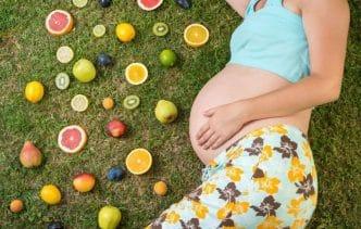 Dieta saludable durante el embarazo