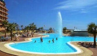 Hoteles Almeria niños