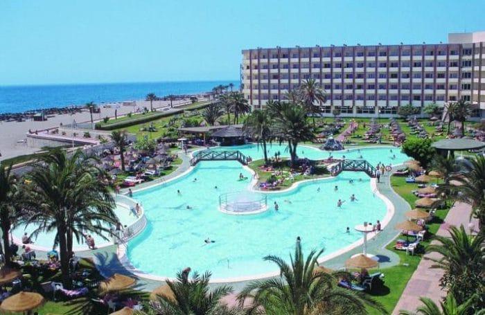 HotelEvenia ZoraidaGarden,en Roquetas de Mar, Almería