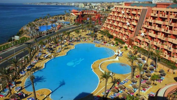 HotelHoliday Premium Resort, en Benalmádena, Málaga, Andalucía