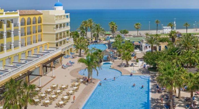 HotelMediterráneo Park, en Roquetas de Mar, Almería