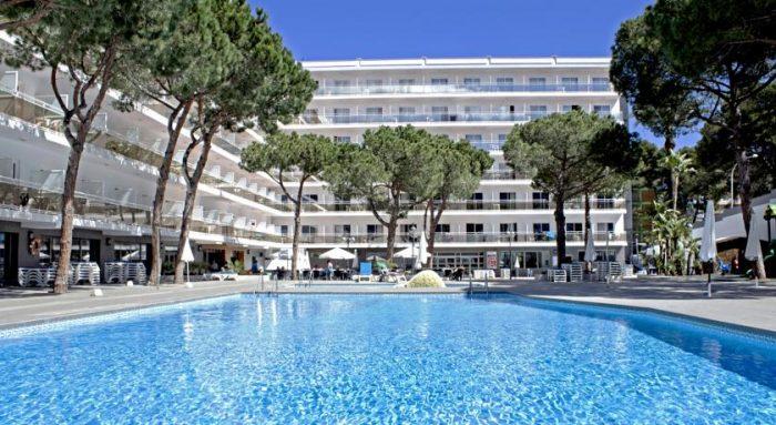 Hotel Oasis Park,en Salou, Costa Dorada, Tarragona