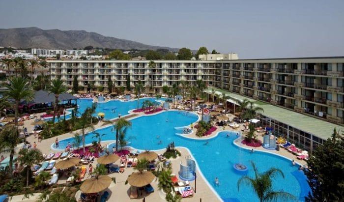 Hotel Sol Príncipe, en Torremolinos, Málaga, Andalucía