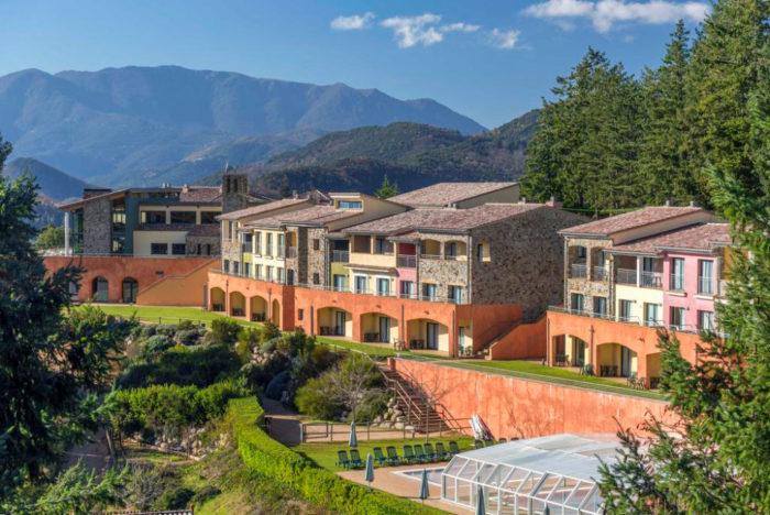 Hotel Vilar Rural de Sant Hilari, en Sant Hilari Sacalm, Girona, Cataluña