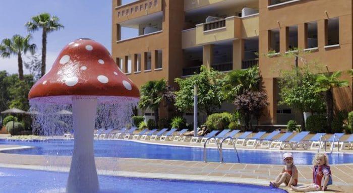 Los 10 mejores hoteles para familias numerosas en espa a for Hoteles para familias
