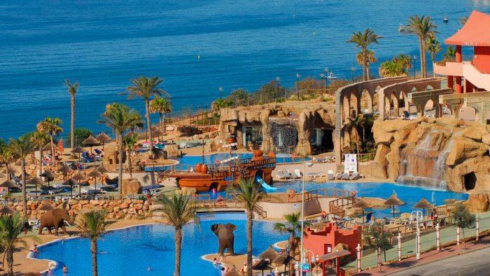 Hoteles todo incluido Andalucia