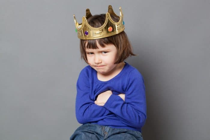 Importancia no darle todo hijos