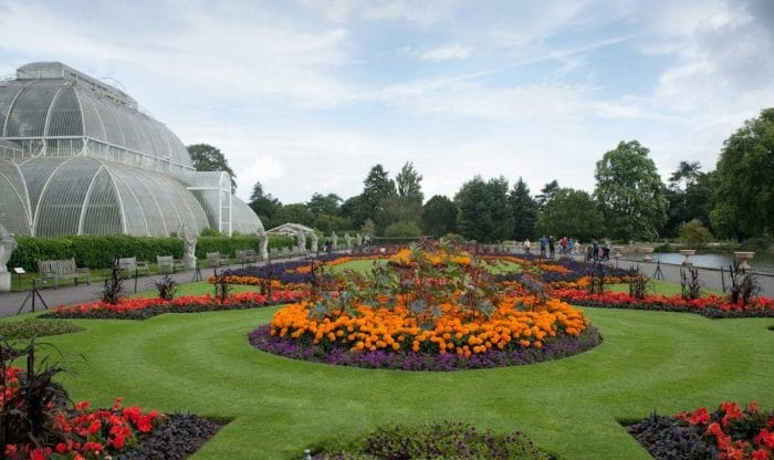 Kew Gardens, en Londres