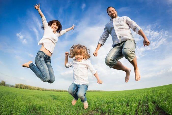 La importancia de un matrimonio exitoso para una familia feliz