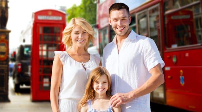 Viajar a Londres con niños