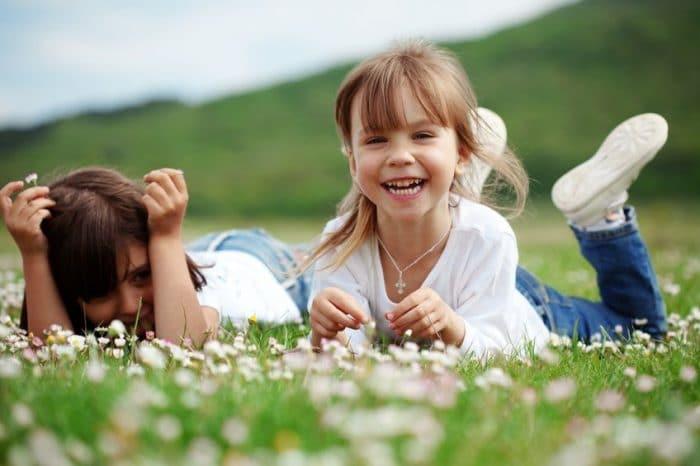 Los mejores amigos para los niños