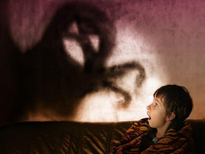 Qué hacer si tu hijo tiene pesadillas